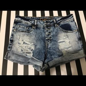 Rue 21 Denim Shorts